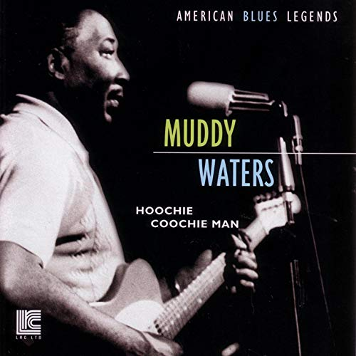 Album cover from Muddy Waters, one of the greatest guitar players of the 50's