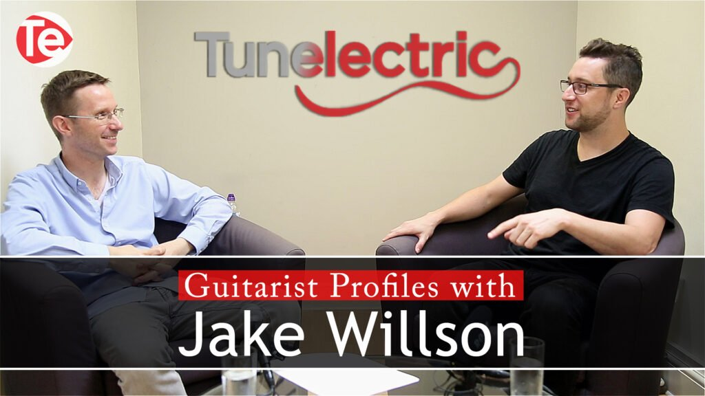 Guitarist Profiles with Jake Willson