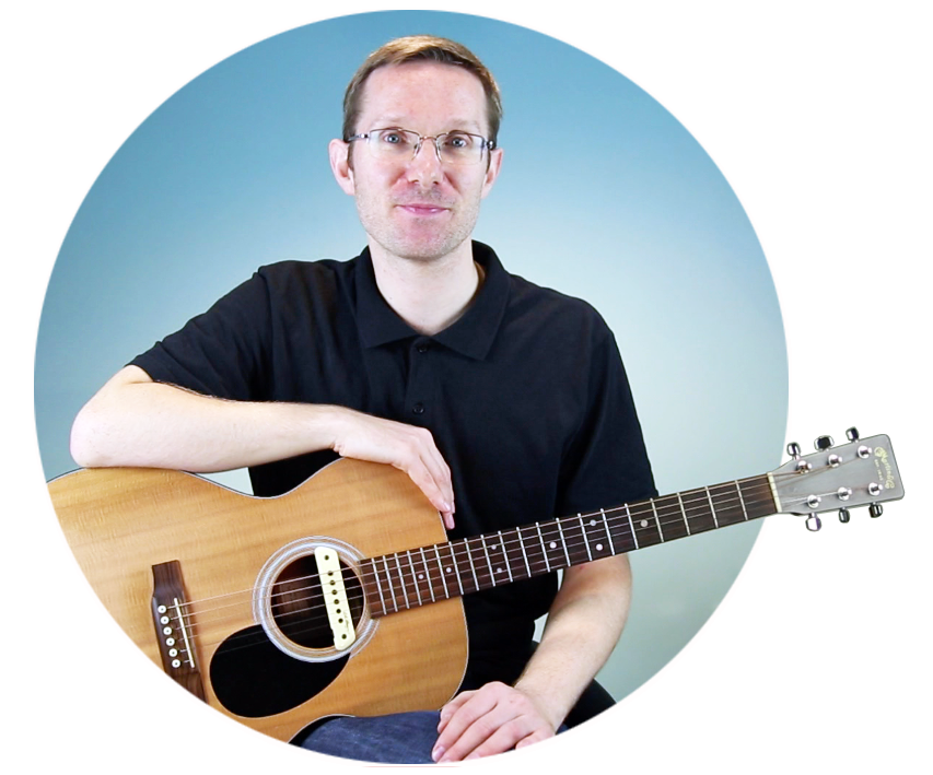 Online beginner guitar lessons with Rob Cox