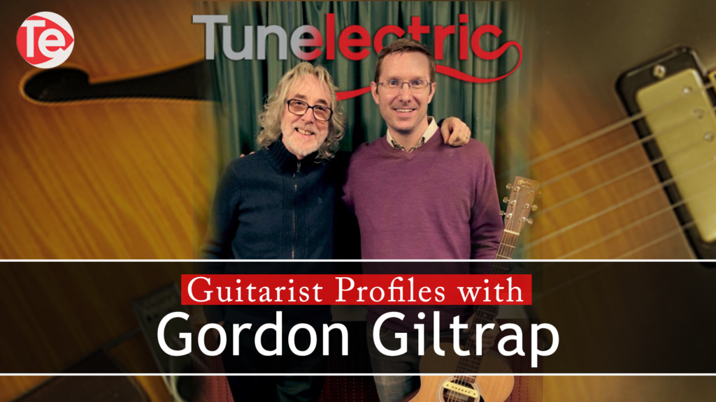 An Interview with Gordon Giltrap MBE