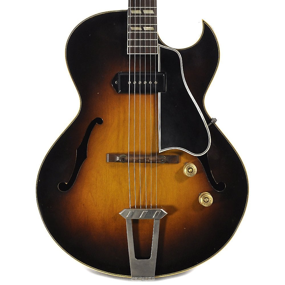 The ES-175 hollow body electric featuring one P-90 pick up