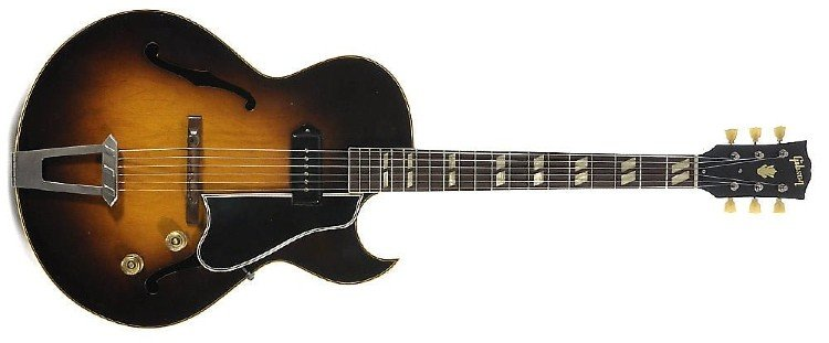 ES-175 hollow body electric guitar from Gibson