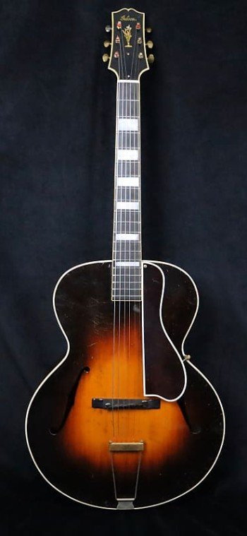 Gibson L-5 acoustic guitar