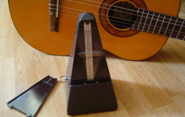 classic style metronome